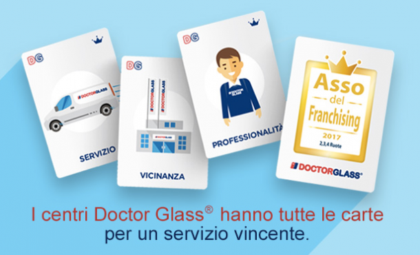 Doctor Glass Asso del Franchising 2017