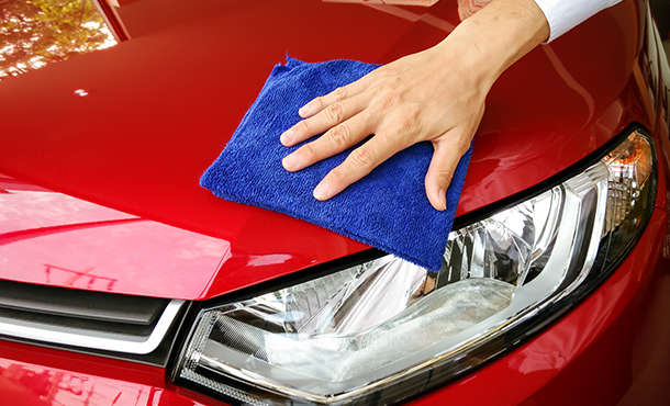 DG pulizia auto ceck-up