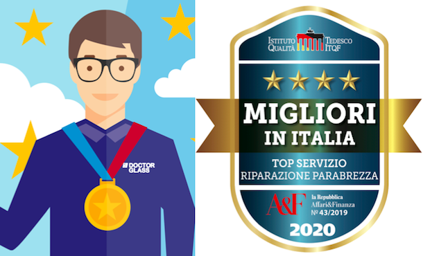 sigillo qualita 2019-2020 doctor glass