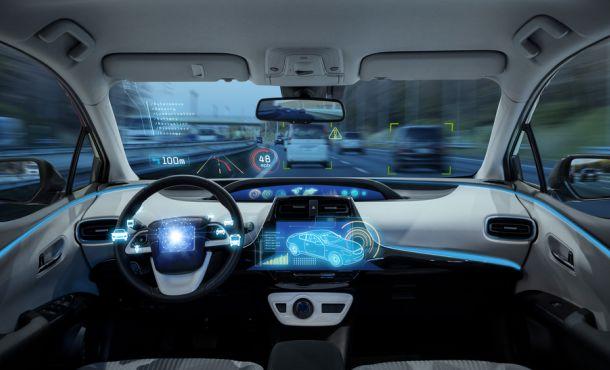 Doctor Glass - Adas auto sicurezza