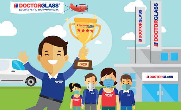 doctor glass 2020 campione servizio